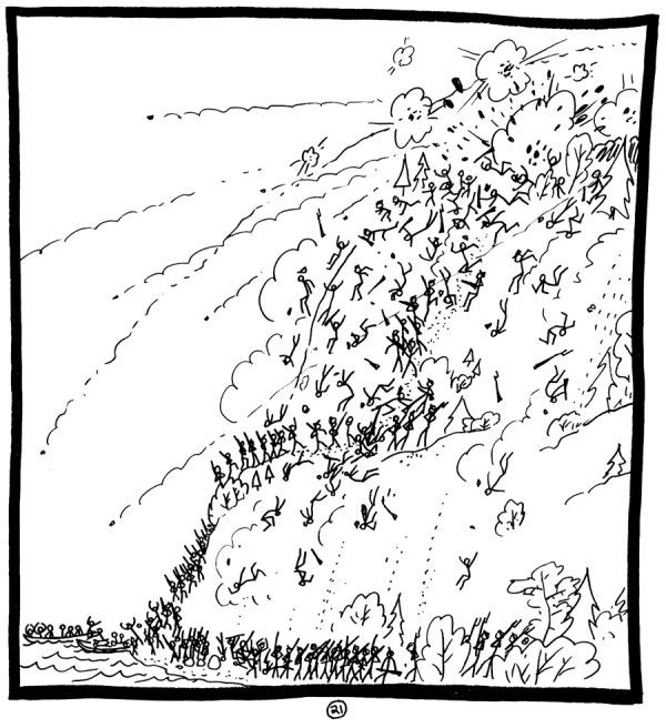 1861-CivilWar-BallsBluff-04-www.MarekBennett.com