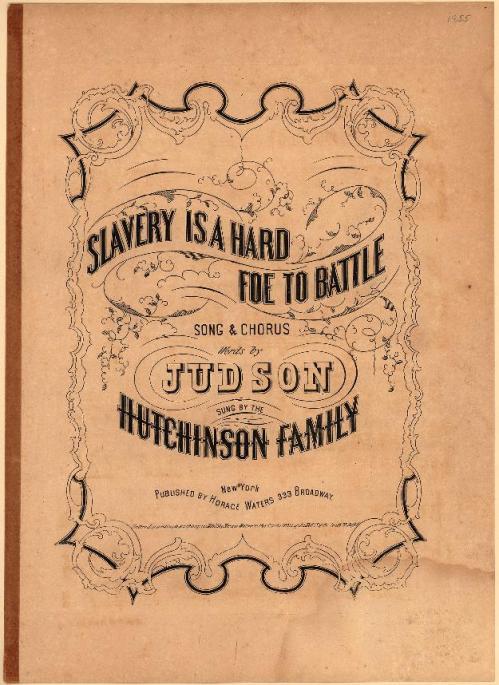 Slavery Hard Foe a8636-1