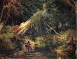 1862-SlaveHunt-ThomasMoran