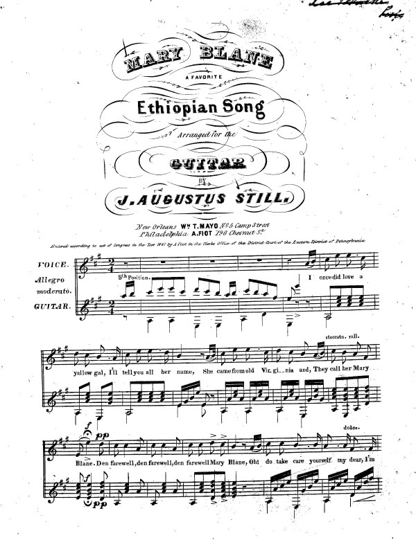 Mary Blane A Favorite Ethiopian Song 01 w=1200