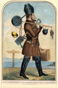 1850c-Independent_Gold_Hunter_on_His_Way_to_California